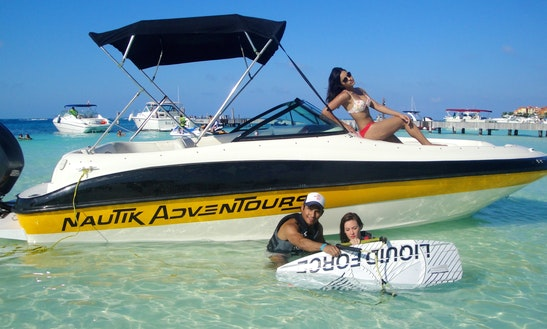 Boat rentals in cancun for Beach city motors fort walton beach fl