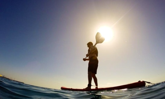 Paddleboard & Surf In Guaynabo, Puerto Rico