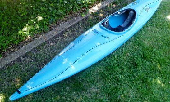 Kayak Rental In Tahoe City!