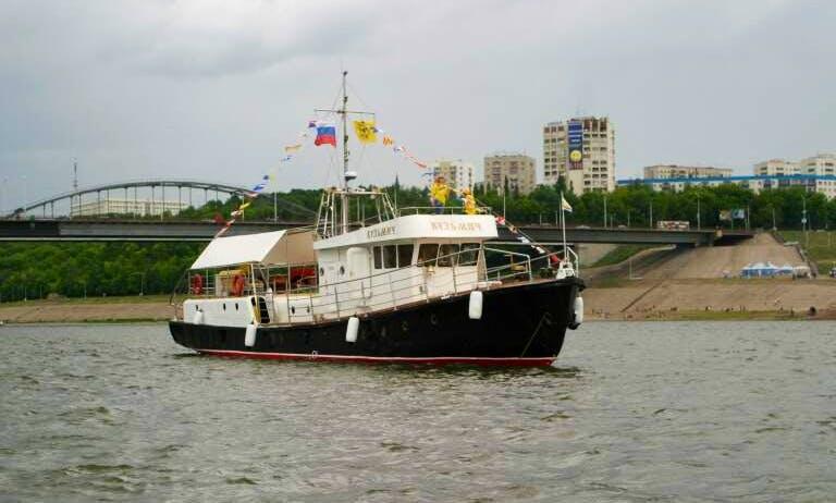 Cruise in Ufa