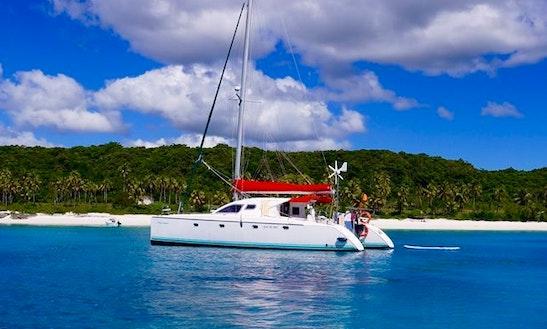 Nautitech 435 Cruising Catamaran Charters In Noumea, New Caledonia