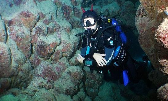 Diving Trips & Courses In Wien