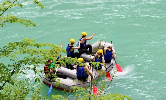 Rafting In Herceg - Novi
