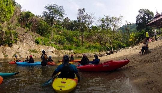 Kayak Tours And Courses In Tanjong Malim, Malaysia