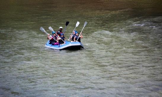 Enjoy A Full Day Rafting Trip In Kota Kinabalu, Malaysia