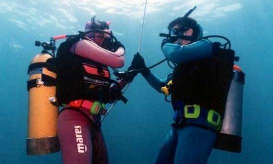 Atlantes - Batismo Submarino - Guarapari / Es