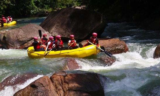 Rafting Trips In Kuala Lumpur, Malaysia