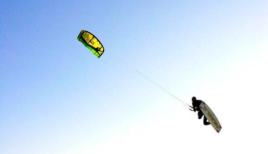 Kitesurfing Lessons And Rental In Świnoujście, Poland