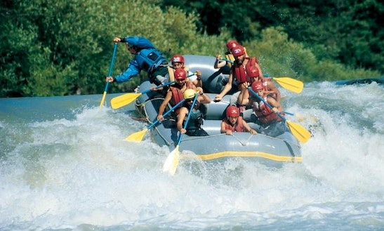 Rafting Trips Adventure For Up To 9 Persons In Kathmandu, Nepal