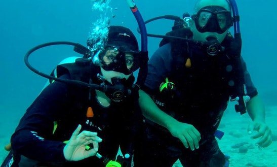 Diving Trips And Courses In Bandar Baru Bangi