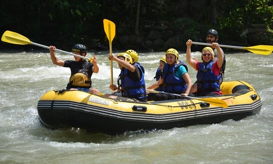 Best Rafting Trips In Rize, Turkey