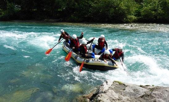 River Rafting In Gemeinde Aschau Im Zillertal