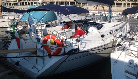 Sailing Yacht Charter Cyclades 43.4