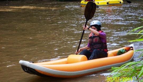Kayak Tour In Kamunting