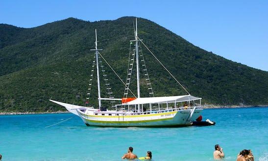 Amazing Boat Adventure For The Whole Family In Rio De Janeiro