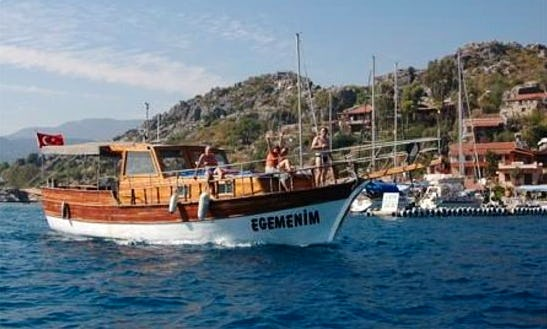 Private Kekova Boat Trip In Antalya, Turkey