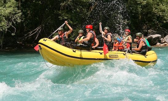 Rafting In Foča Herzegovina