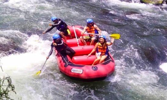 Rafting Trips In Yogyakarta, Indonesia