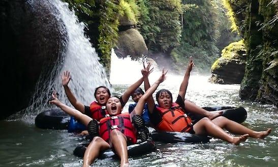 River Tube Rafting Trips In Yogyakarta, Indonesia
