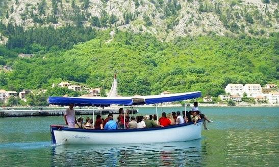 Passenger Boat Rental In Baošići