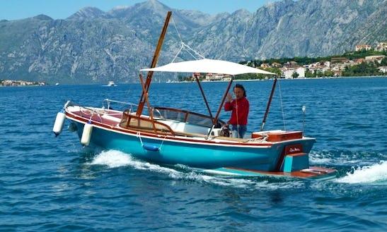 Dinghy Rental In Baošići, Montenegro In Boka Bay