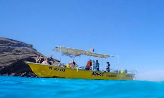 Enjoy A Unique Scuba Diving Experience In Agde, France