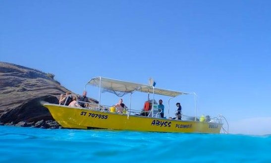 Enjoy A Unique Diving Experience In Agde, France