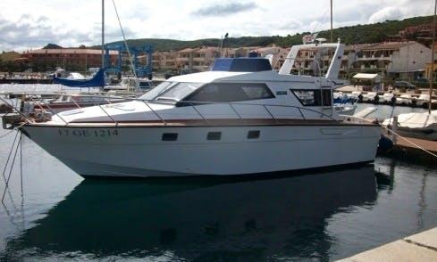 Eliade Motor Yacht Charter in Palau, Sardinia