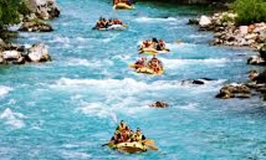 Tara River Rafting In Kotor
