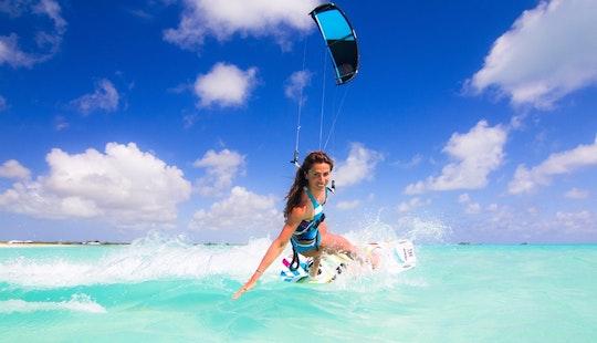 Kiteboarding Course In Premantura, Croatia