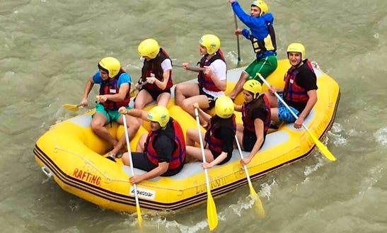 Memorable Rafting Adventure In Rize, Turkey