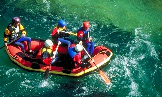 Rafting Trips In Gemeinde Wildalpen