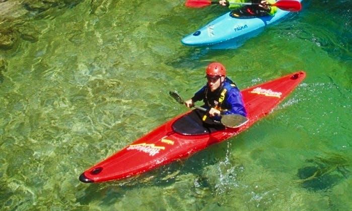 Kayak Rental and Courses in Gemeinde Wildalpen, Austria