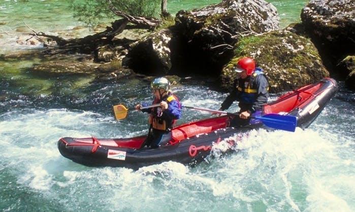 Canoe Tours in Gemeinde Wildalpen, Austria