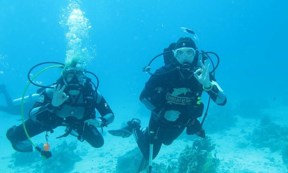 Learn Scuba Diving & Earn Certification in Dublin, Ireland