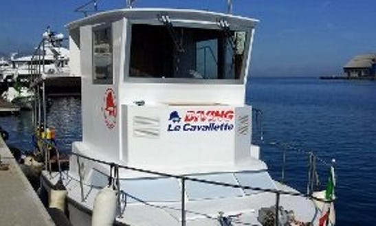 Diving Tour In Savona, Italy
