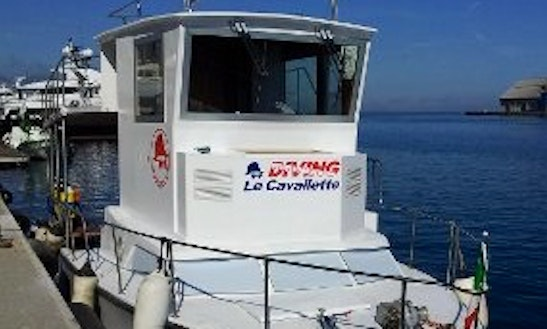 Diving Tour In Savona