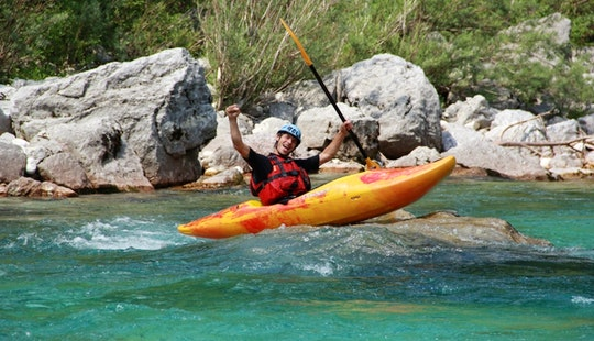 Kayak School And Tours In Bovec, Slovenia