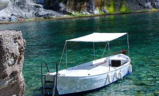 Boat Rental - Barcha Papuasia - Le Forna Ponza