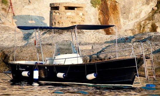 Boat Rentals & Charters In Italian Islands - Barcha To Casetta - Le Forna Ponza