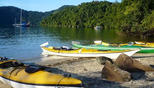 Kayak Rentals In Paraty, Rio De Janeiro