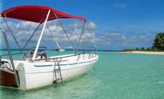 14' Dinghy Charters In Sainte Rose, Guadeloupe