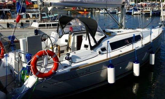Beneteau Oceanis 34 Cruising Monohull Rental In Gdynia, Poland
