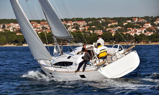 Impression 40 Sailing Yacht Charter For 9 Person In Gdynia, Poland