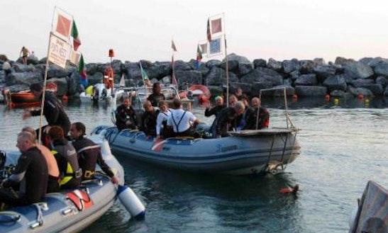 Scuba Diving Trips In Levanto