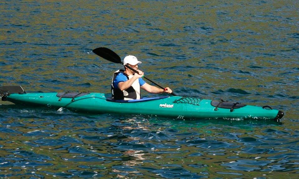 Interesting Kayak Tour in Flateyri, Iceland