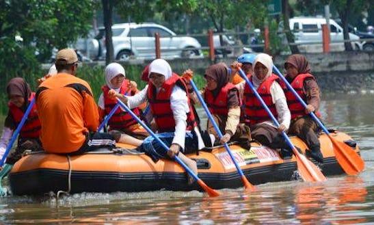 Rafting Tour In Kecamatan Sawahan, Indonesia