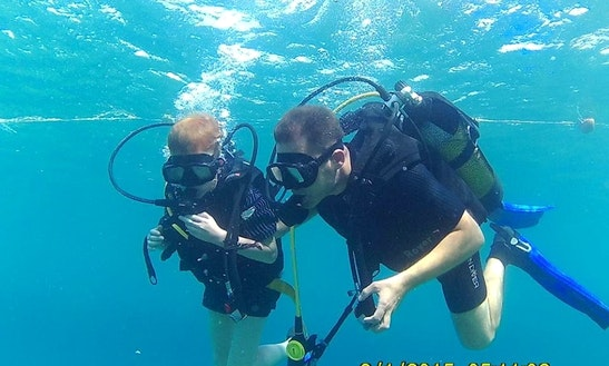 Scuba Diving Trips And Courses In Alsancak