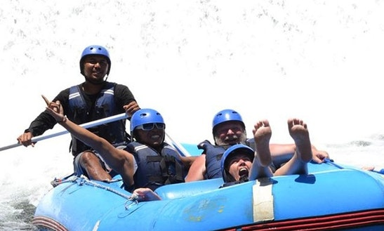 Spectacular Rafting Trip In Kuta Selatan, Indonesia
