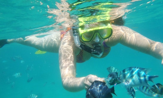 Perfect Snorkeling Tour In Kuta Selatan, Indonesia